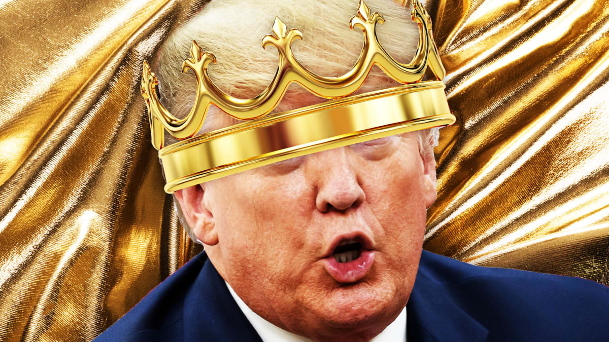 King Trump Wants Heads on Pikes. The GOP Can't Wait to Oblige.