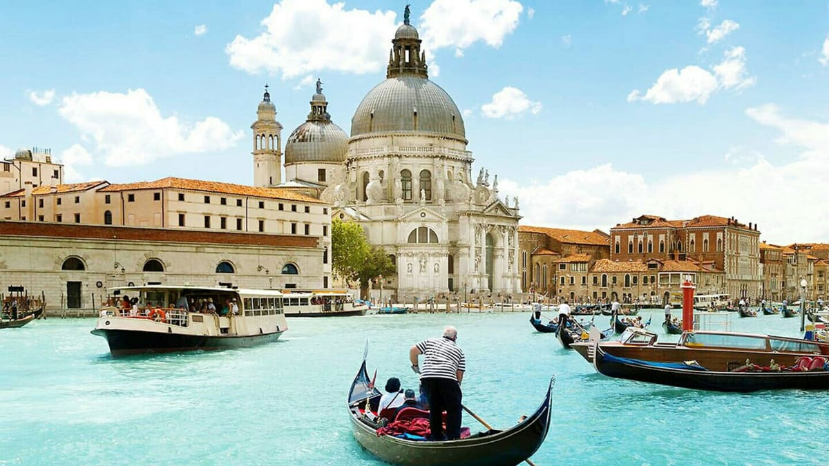Venice is Brilliant Inspiration for Any Writer—and also Hell