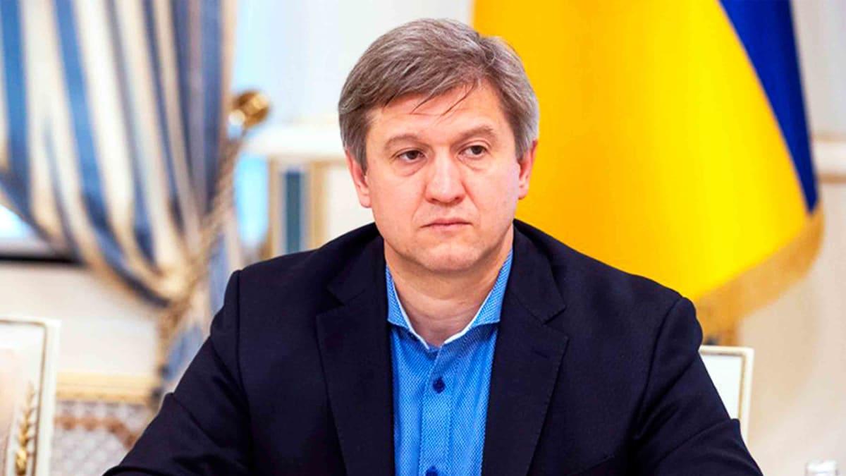 Oleksandr Danylyuk, Former Top Ukraine Official, Says He Trusted John Bolton More Than Anyone
