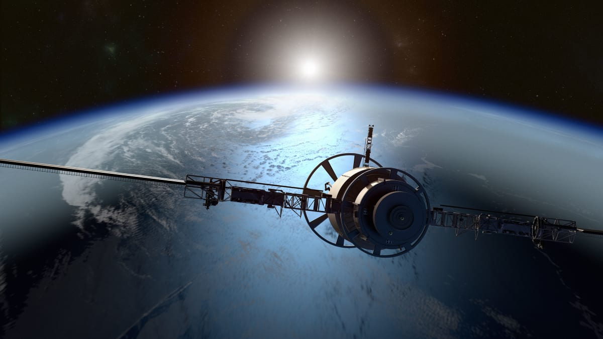 Why Is Mystery Russian Spacecraft Cosmos 2542 Suddenly Stalking a U.S. Spy Satellite?