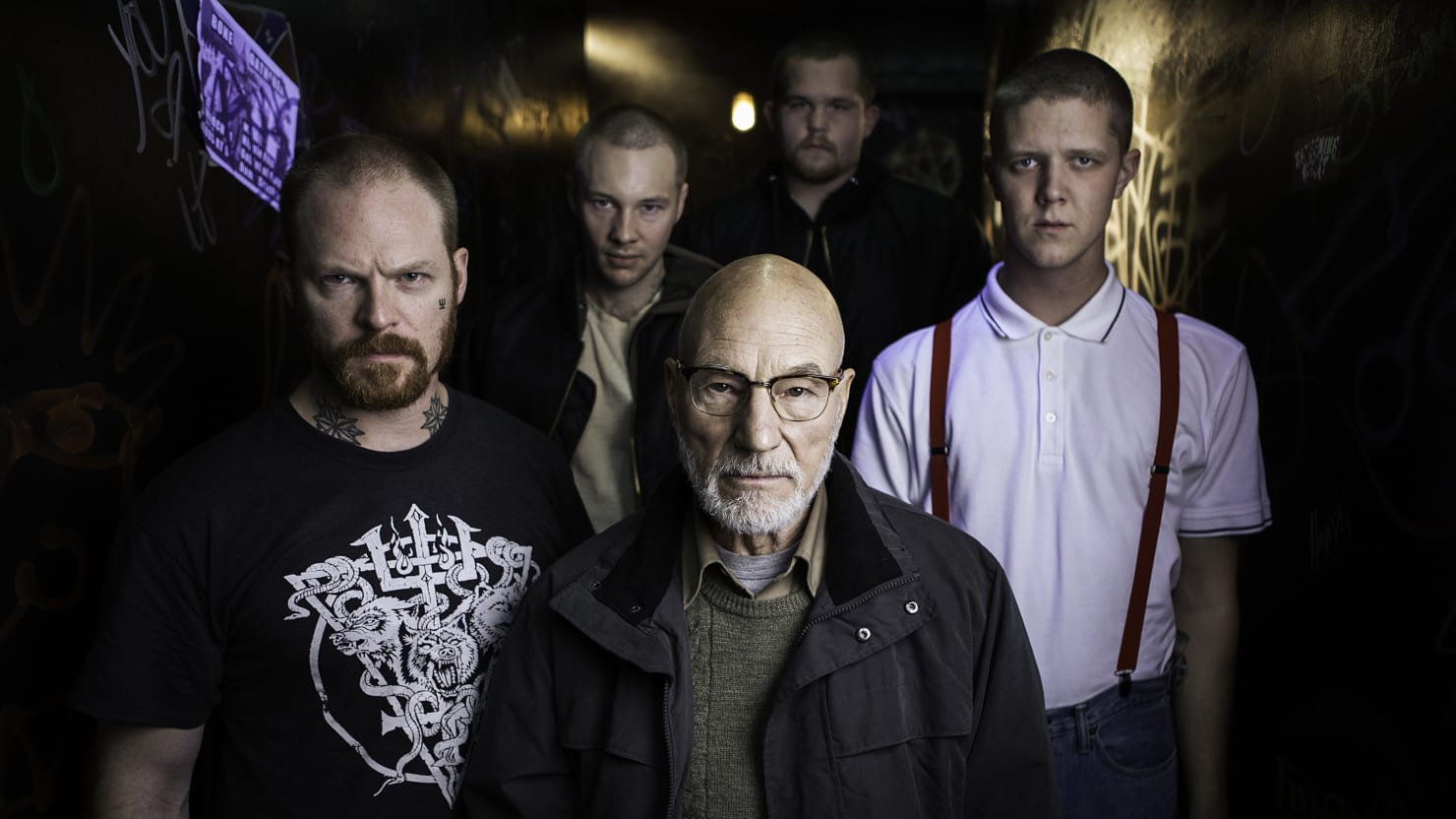 Why do not they catch skinheads because they are criminals 44