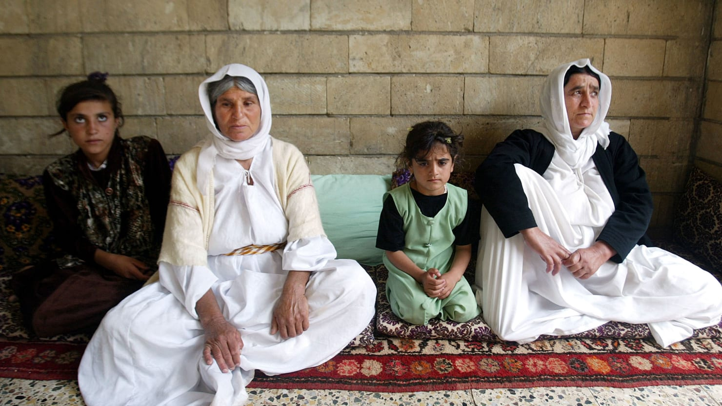 What It Feels Like For a Girl in Iraq