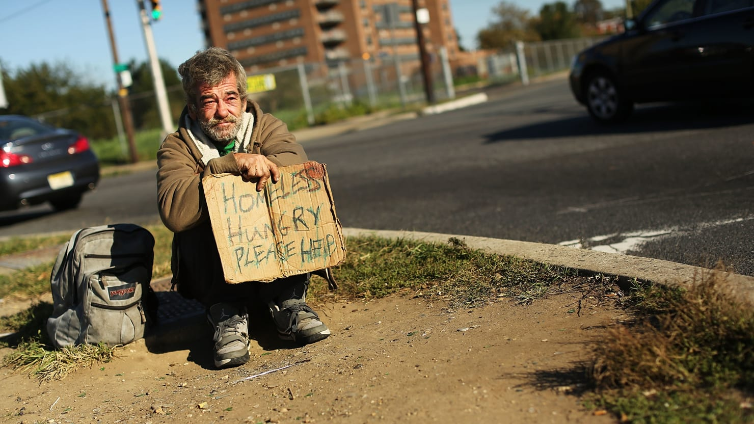 Fewer Homeless, a Bush Legacy