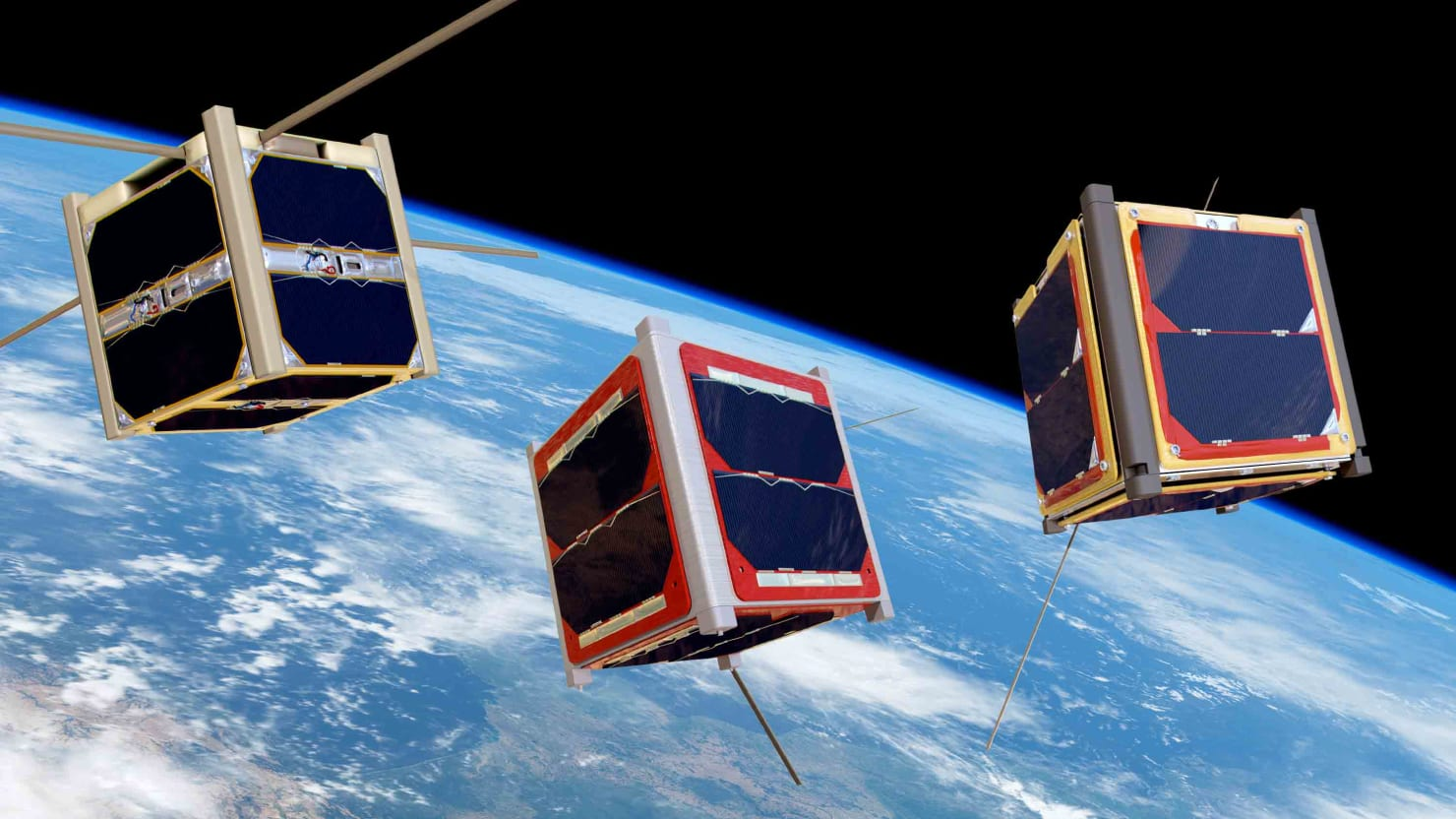 A Swarm Of Shoebox Satellites In The Sky Will Predict The