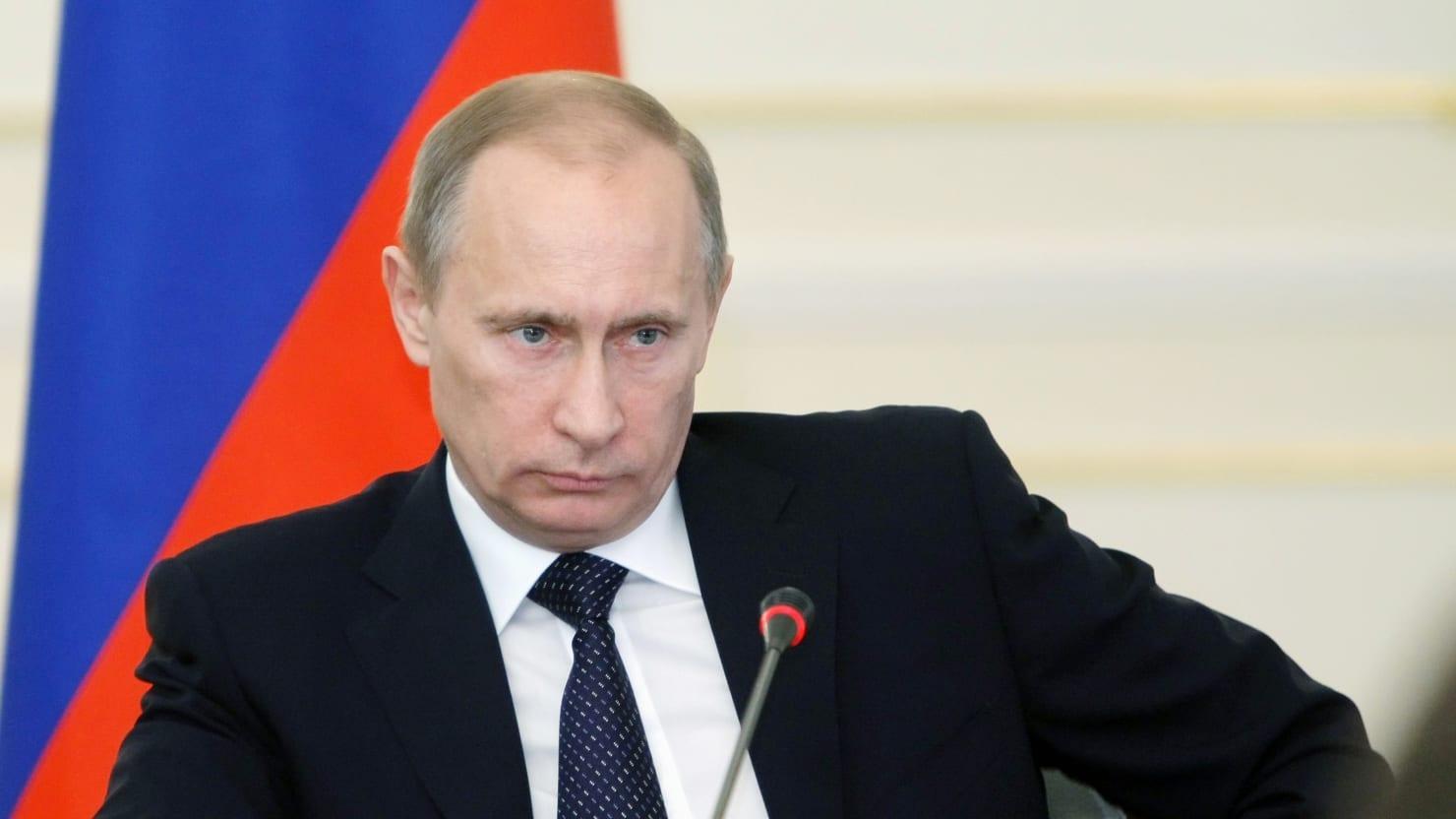 Putin Clamps Down On Russian Rap