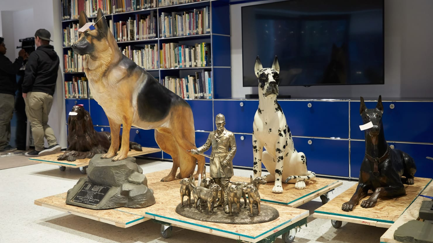 If You Love Dogs This New York City Museum Is For You
