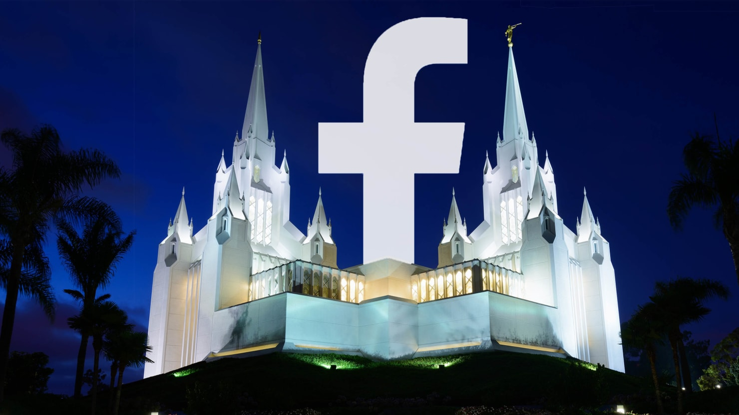 what does lds mean on facebook