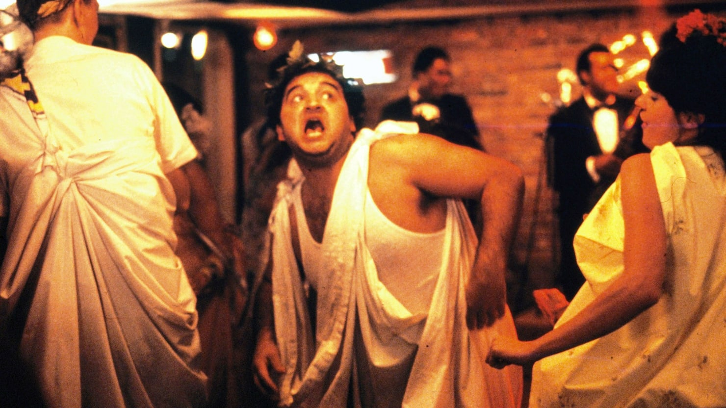 'Animal House' Revived Frats—and Their Excesses