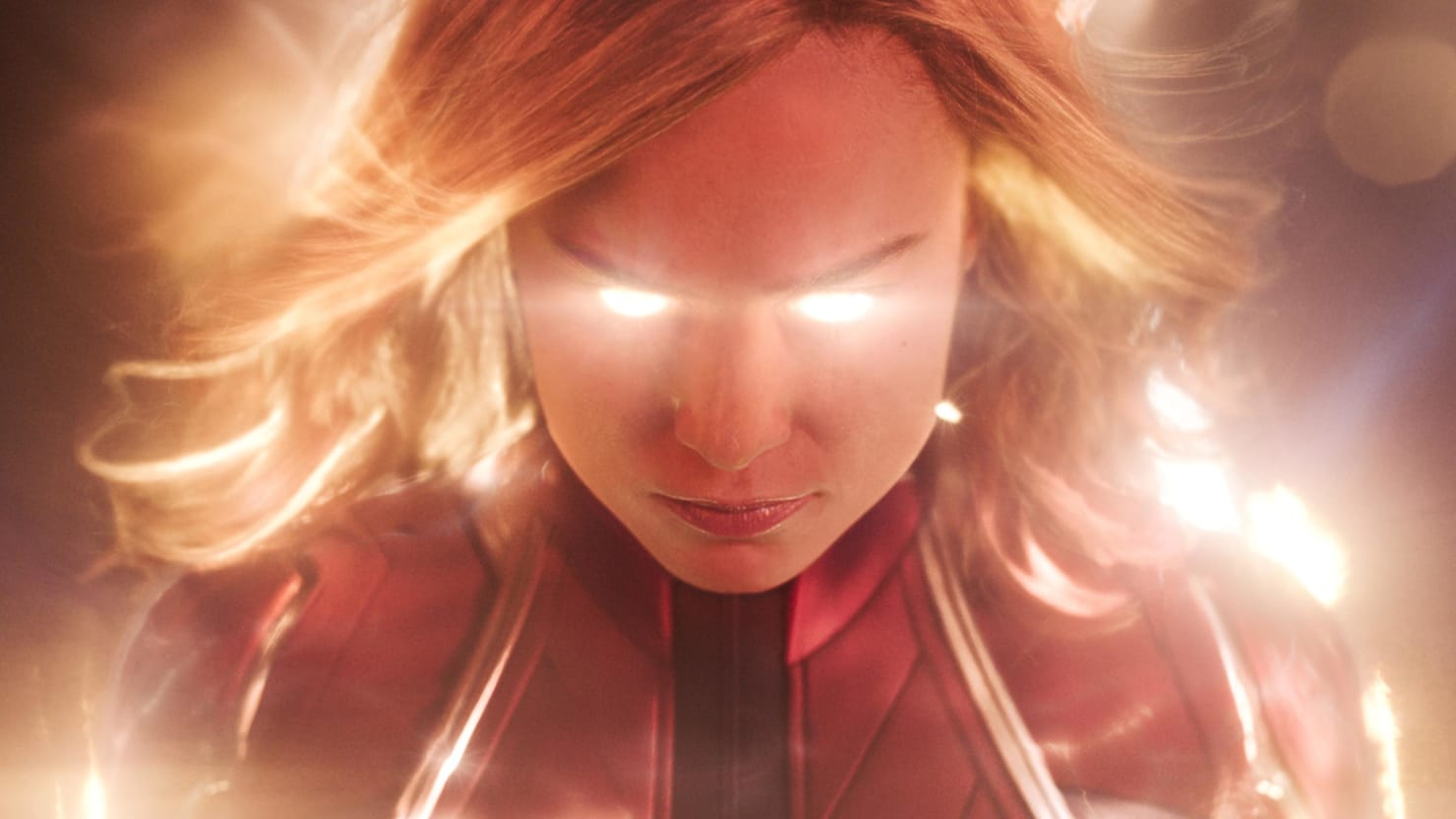 How Brie Larson's 'Captain Marvel' Made Angry White Men Lose Their