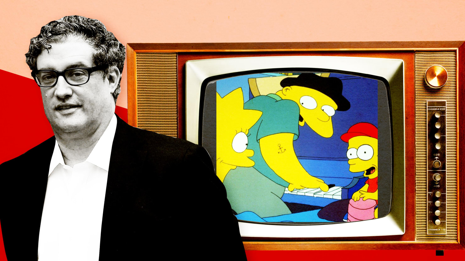 'The Simpsons' Boss Al Jean: Michael Jackson Used the Show to