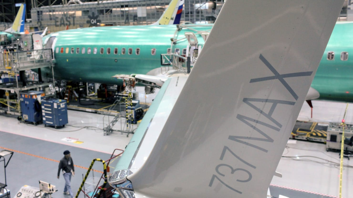 Boeing Accused of Fast Tracking Aircraft Self-Certification With FAA Permission