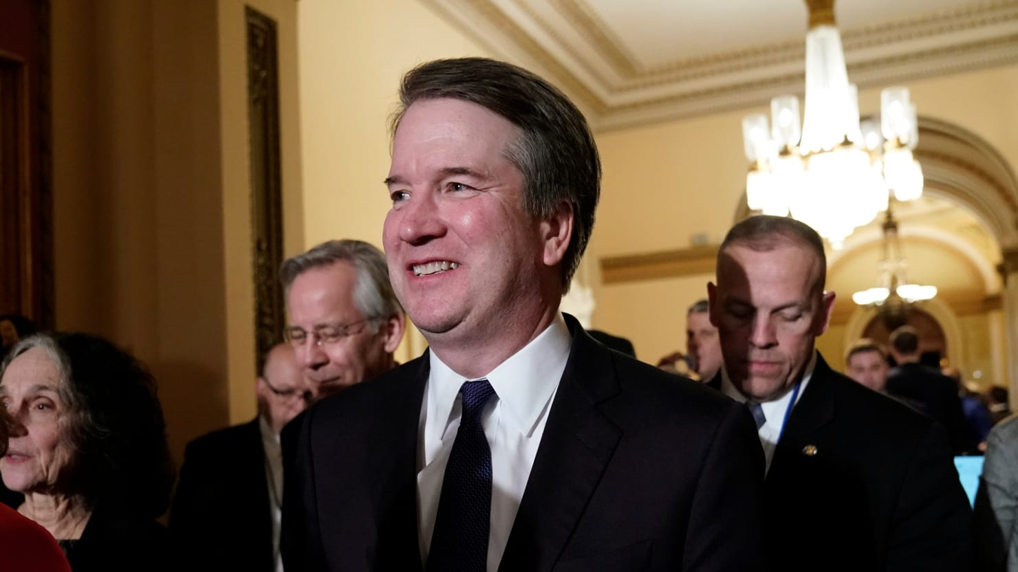 Supreme Court Justice Kavanaugh To Join Faculty at George Mason University's Antonin Scalia Law School