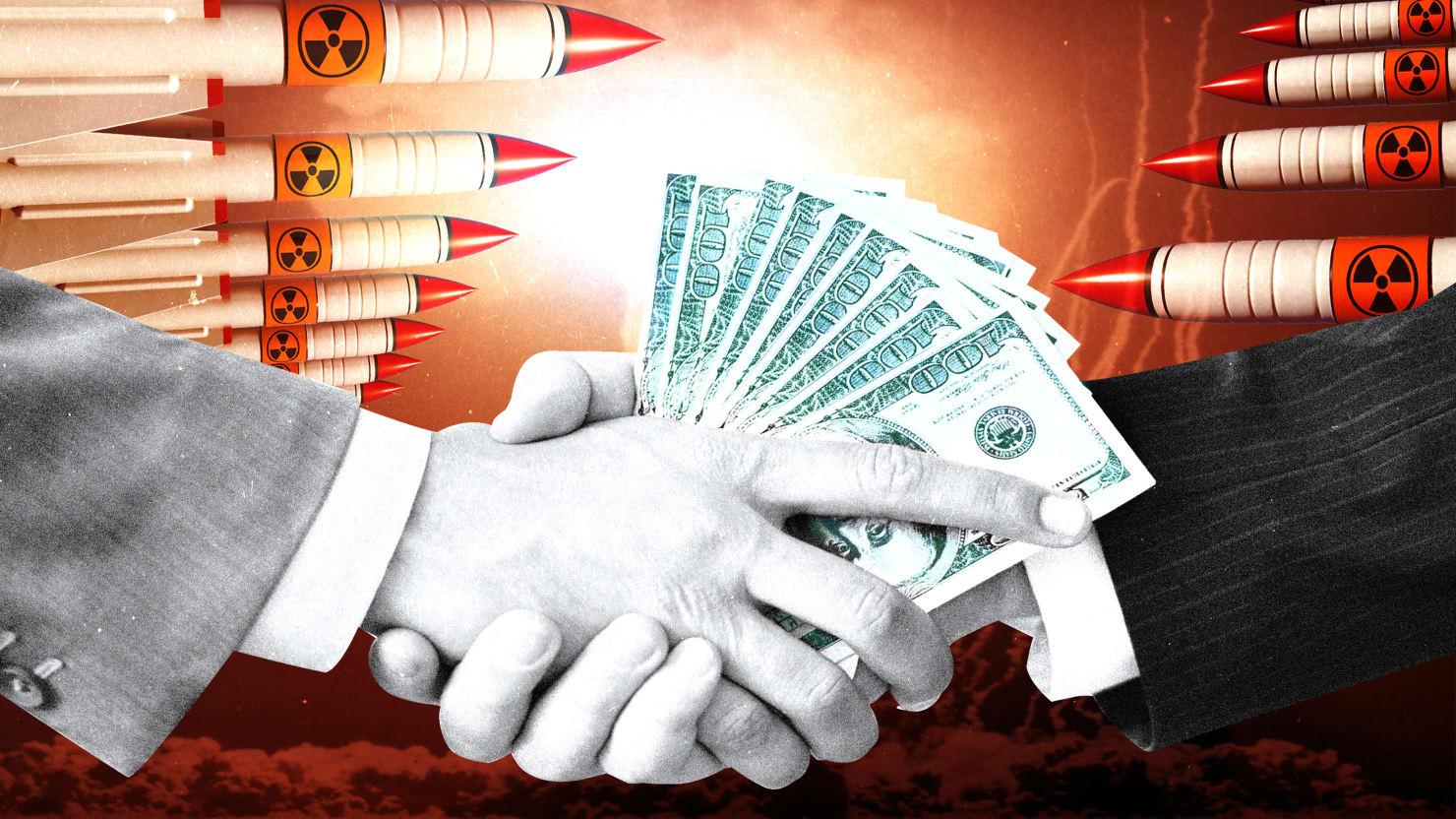 Alert: Trump Admin Gives OK to Sell Nuclear Tech to Saudi Arabia