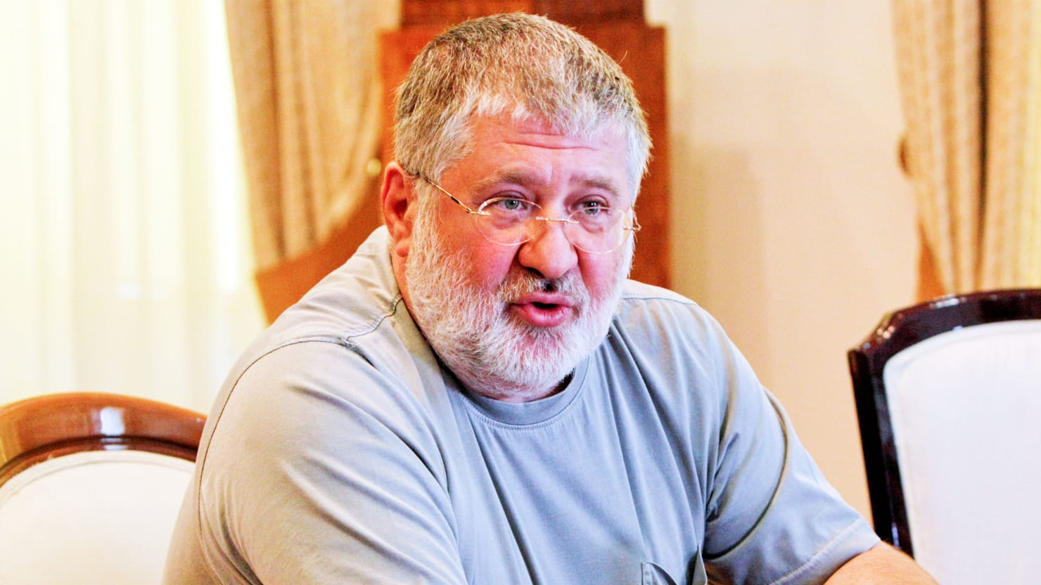 Exclusive: Billionaire Ukrainian Oligarch Ihor Kolomoisky Under Investigation by FBI