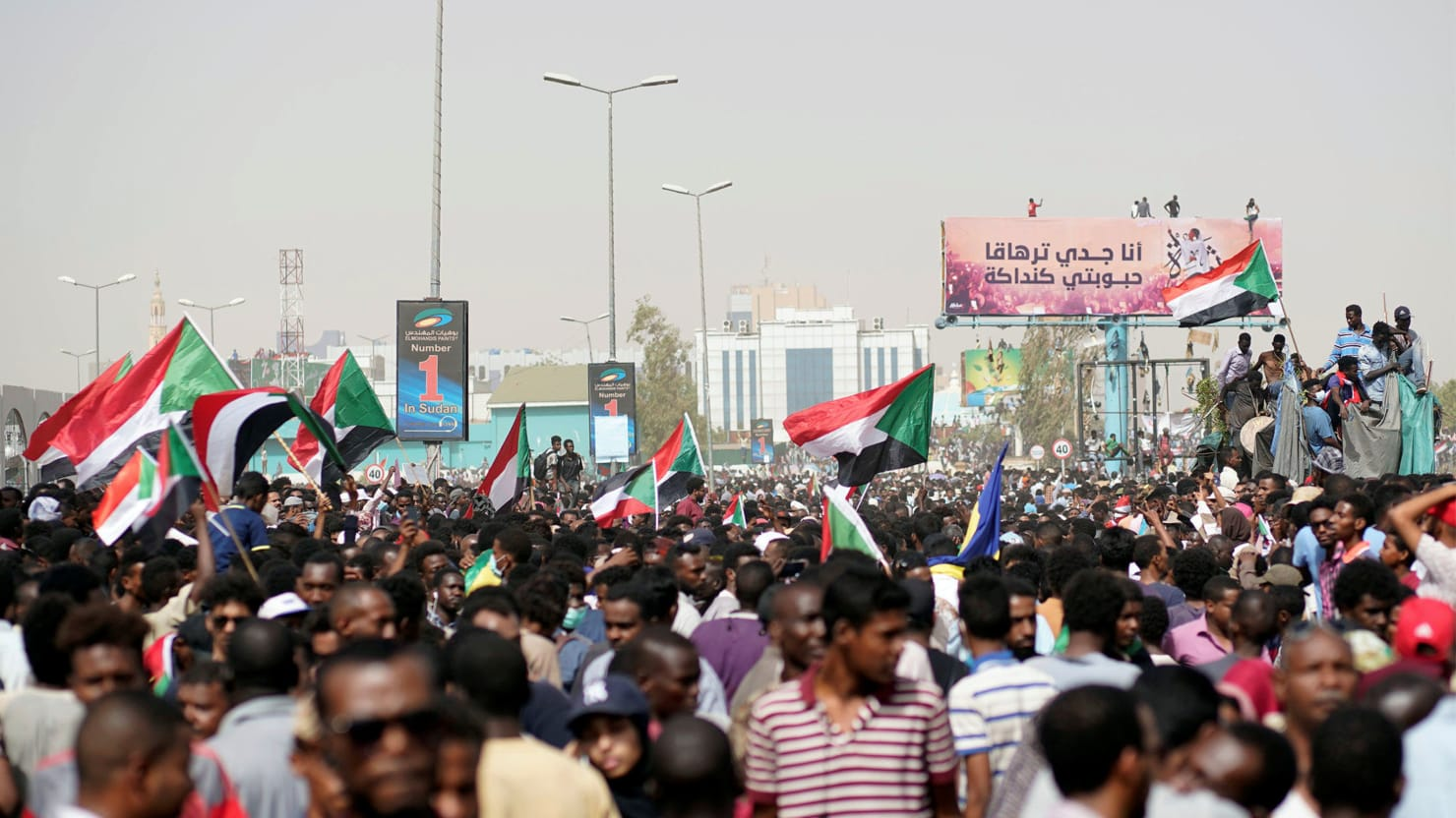Omar al-Bashir, Sudan's Dictatorial President, Ousted After Months of Protests