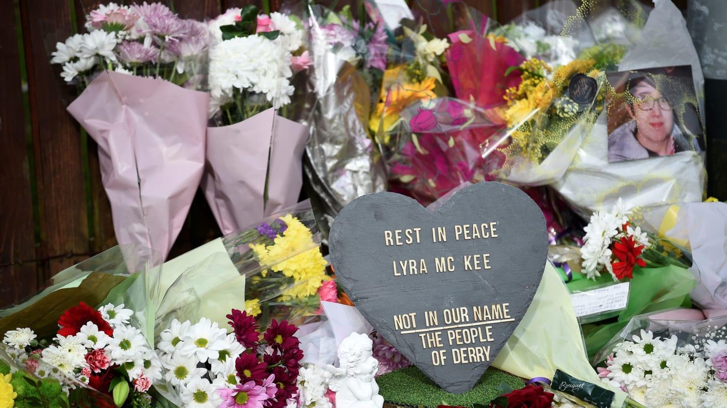Two Teenagers Arrested in Murder of Northern Ireland Journalist Lyra McKee