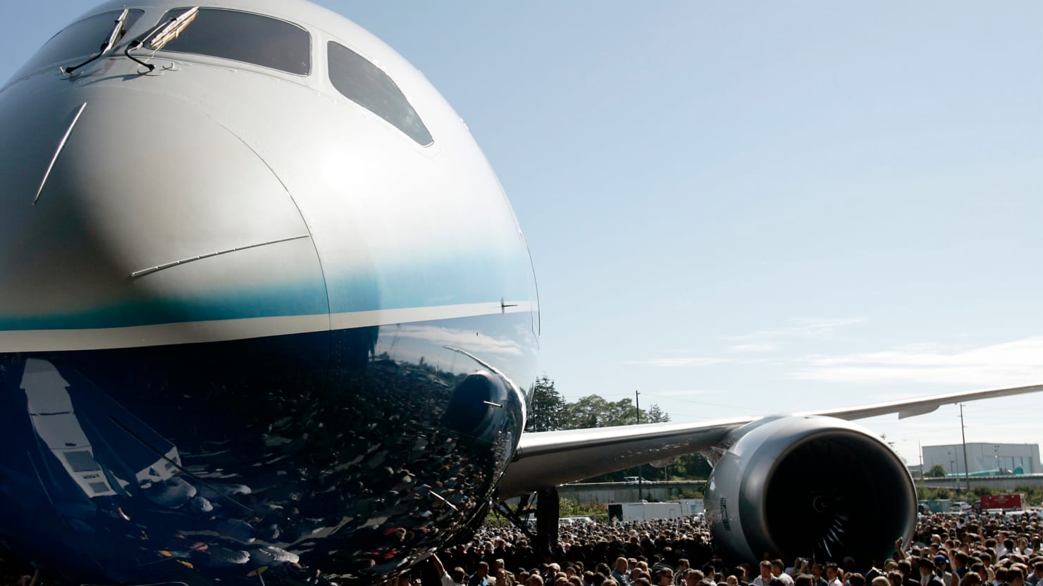 Boeing's Dreamliner Factory in North Carolina Hit With Complaints of Bad Safety Practices
