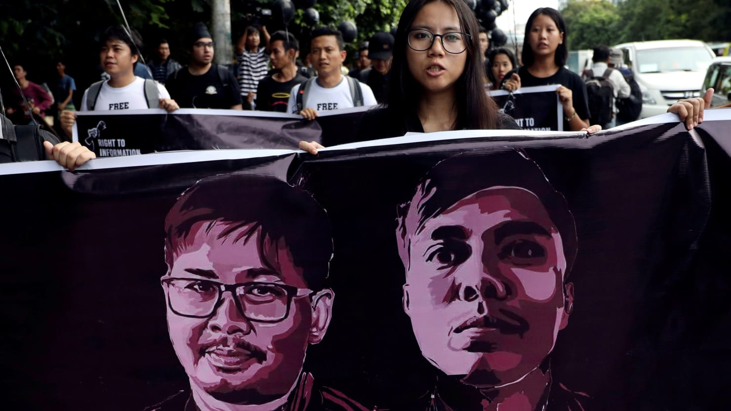 Myanmar Supreme Court To Rule on Appeal of Jailed Reuters Journalists