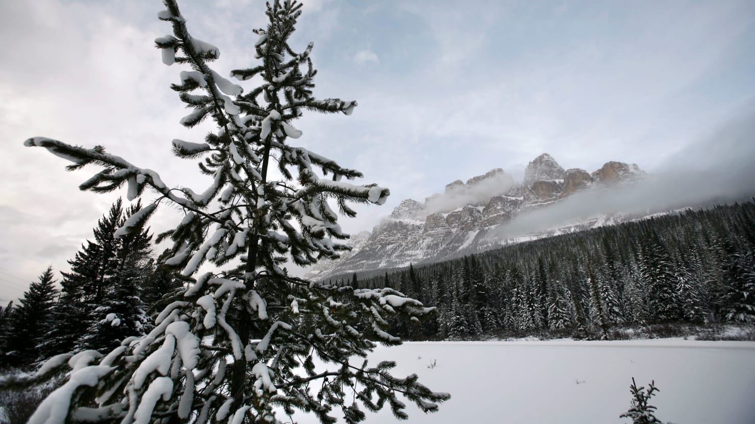 Bodies of Three Expert Climbers Found in Canada's Banff National Park