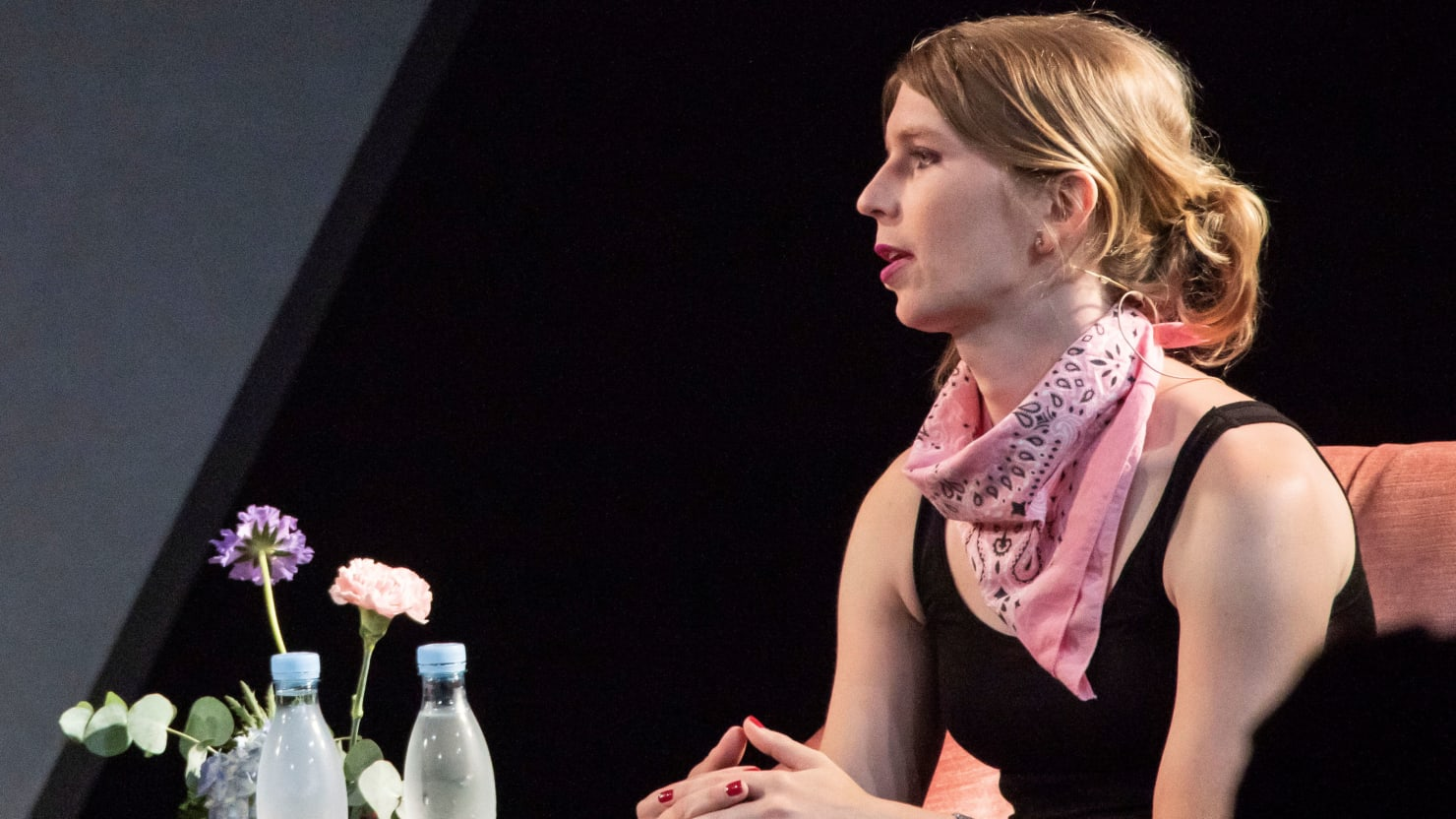 Federal Court Rejects Chelsea Manning's Appeal, Denies Her Bail Request