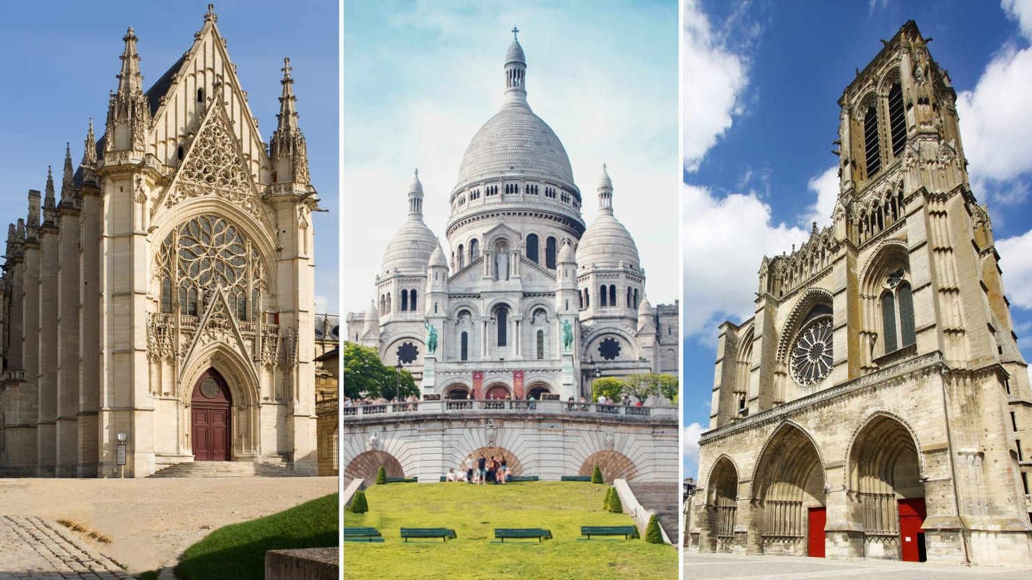 Visit These Paris Churches While Notre Dame Is Being Restored