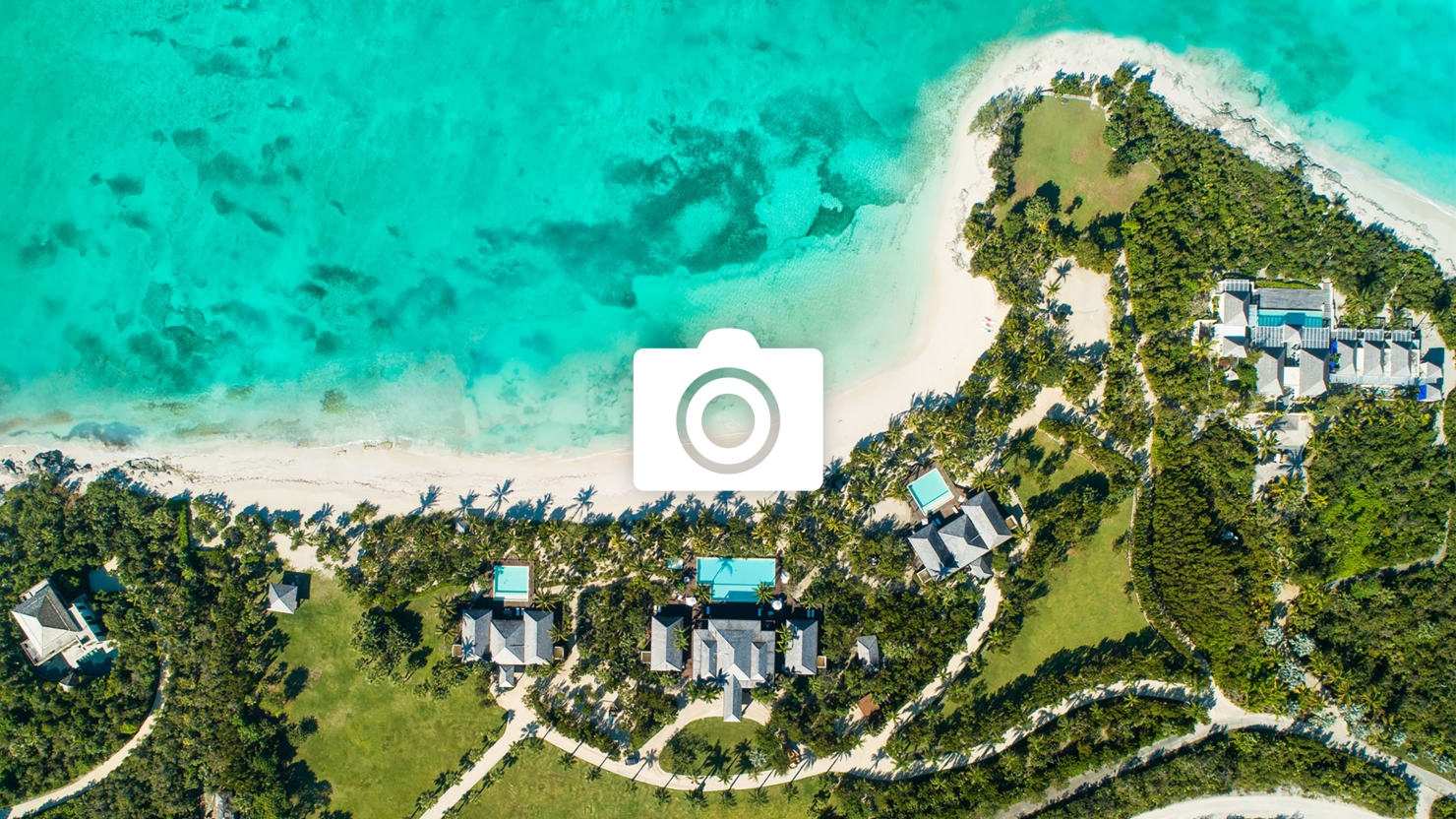 OMG I Want This House: Bruce Willis' Turks and Caicos Home