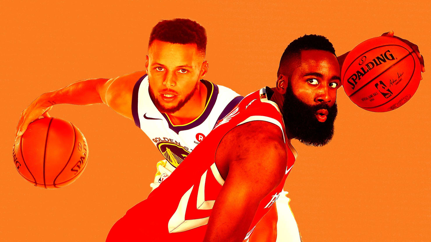 6a84383c678 The Golden State Warriors-Houston Rockets Playoff Series Represents  Everything Wrong With Today s NBA