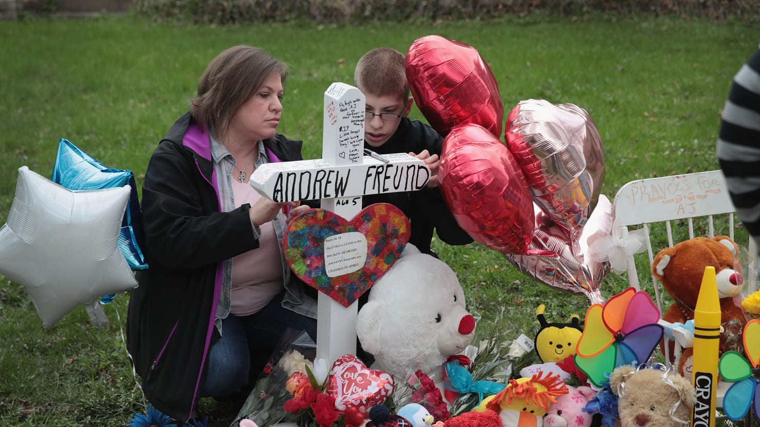 A.J. Freund's Parents Plead Not Guilty to Murdering 5-Year-Old Son