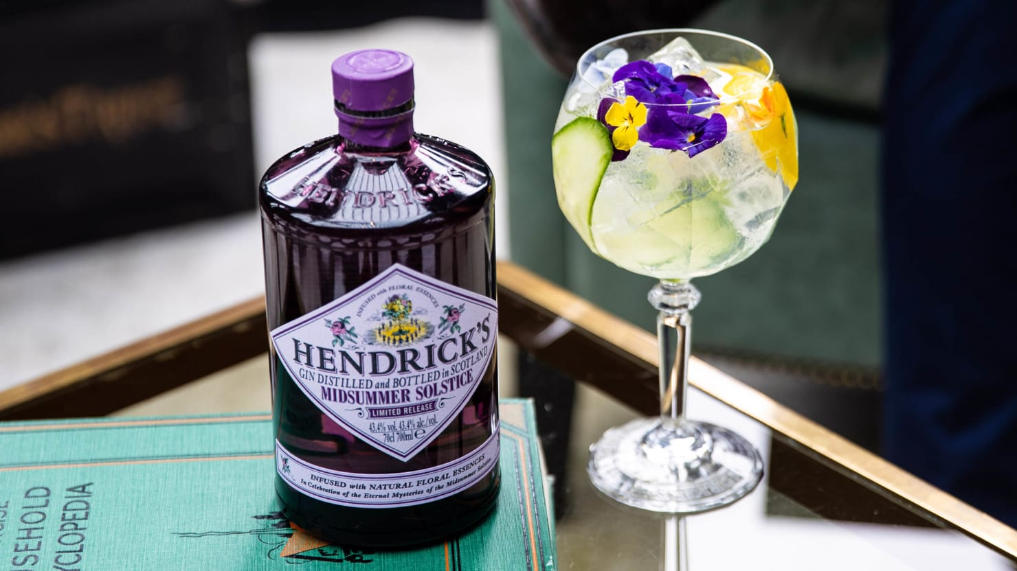 We Visited Hendrick S Gin S Gin Palace And Tried The New