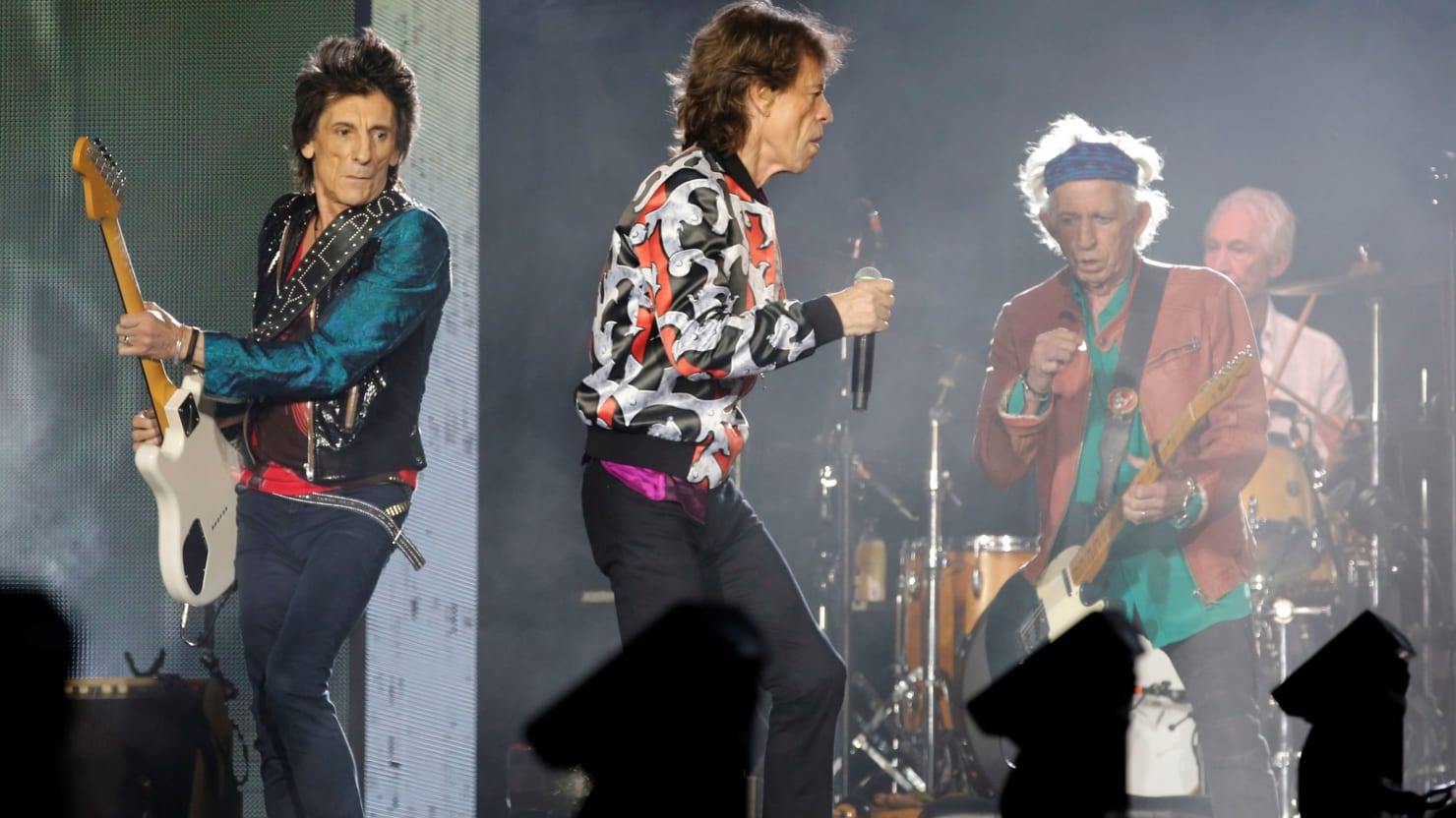 Rolling Stones Announce Rescheduled U.S. Dates After Mick Jagger's Health Scare