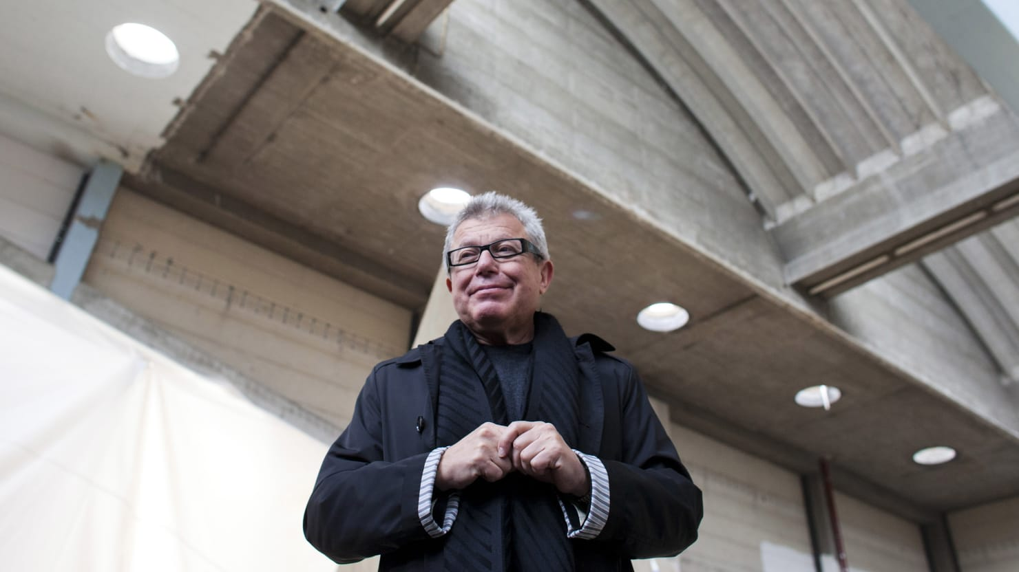Architect Daniel Libeskind: How to Transform Horror Into Art, From Auschwitz and the Holocaust to 9/11