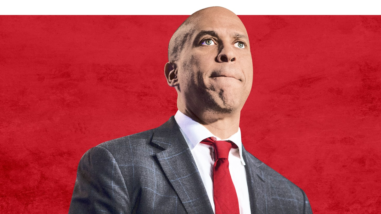 Cory 'Radical Love' Booker Gets Aggressive With His 2020 Democratic Rivals