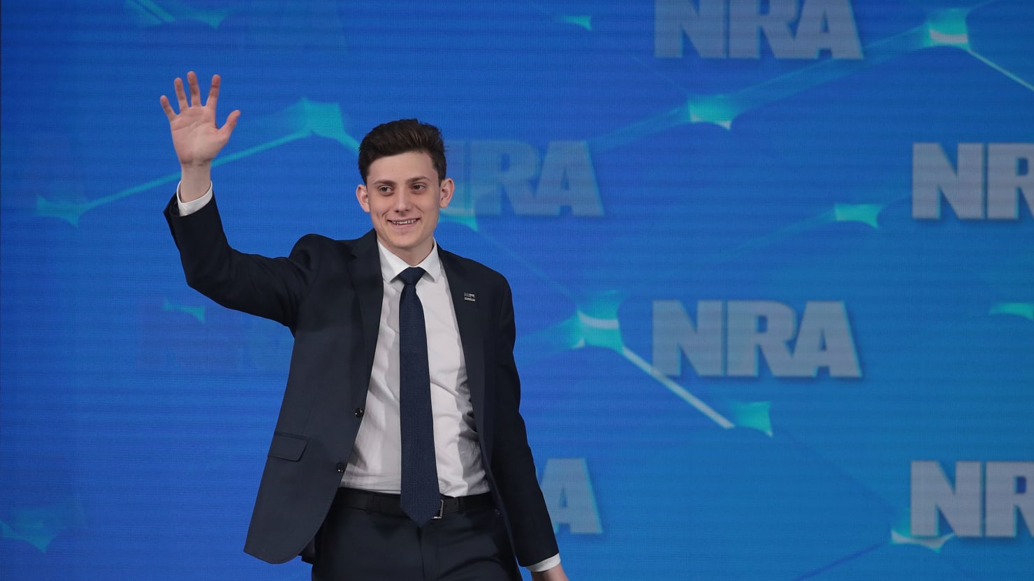 Pro-Gun Parkland Teen Kyle Kashuv Apologizes for 'Inflammatory' Racial Comments