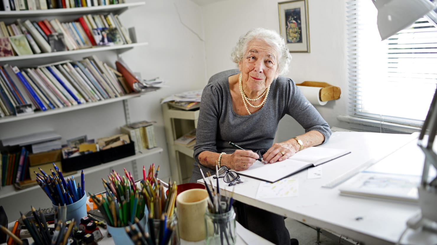 Judith Kerr Could Explain the Holocaust Even to Children