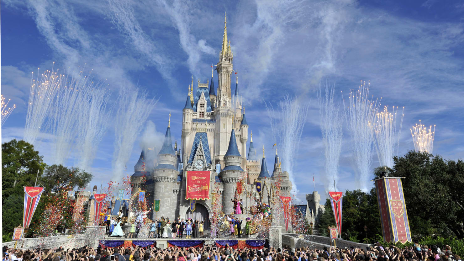 Disney World Employee Tried to Have Sex With 8-Year-Old Girl: Prosecutors