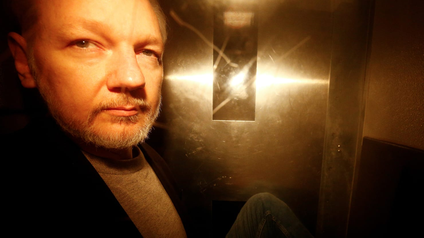 U.S. Charges Assange With Publishing Classified Information, a Move Unprecedented in American History