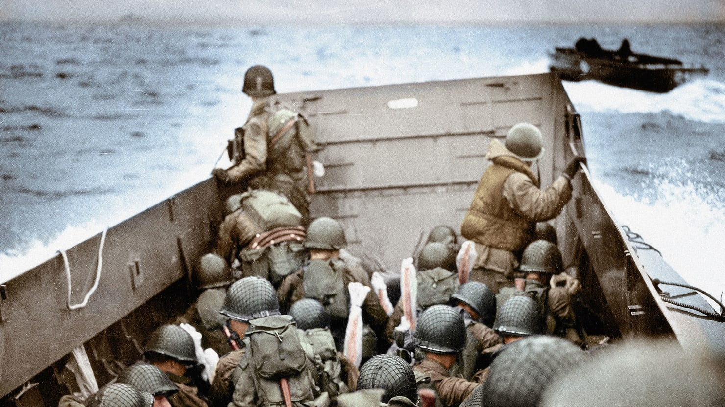 D-Day at 75: What the Hell Happened to the Spirit That Saved Europe?