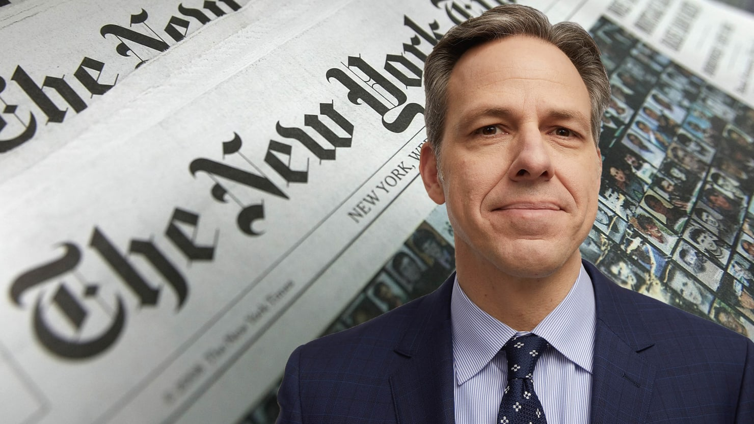 Cnn S Jake Tapper New York Times Decision To Scrap Cartoons One