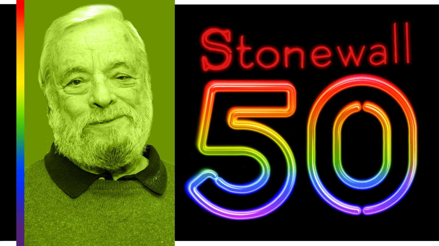 Stephen Sondheim: I'd Like To See the Term LGBT Disappear From the English Language