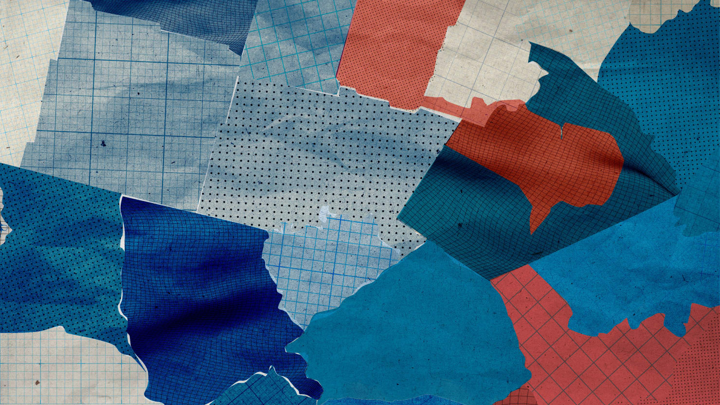 Dems Torn Over Whether to Now Go Nuts Gerrymandering Their Own Maps