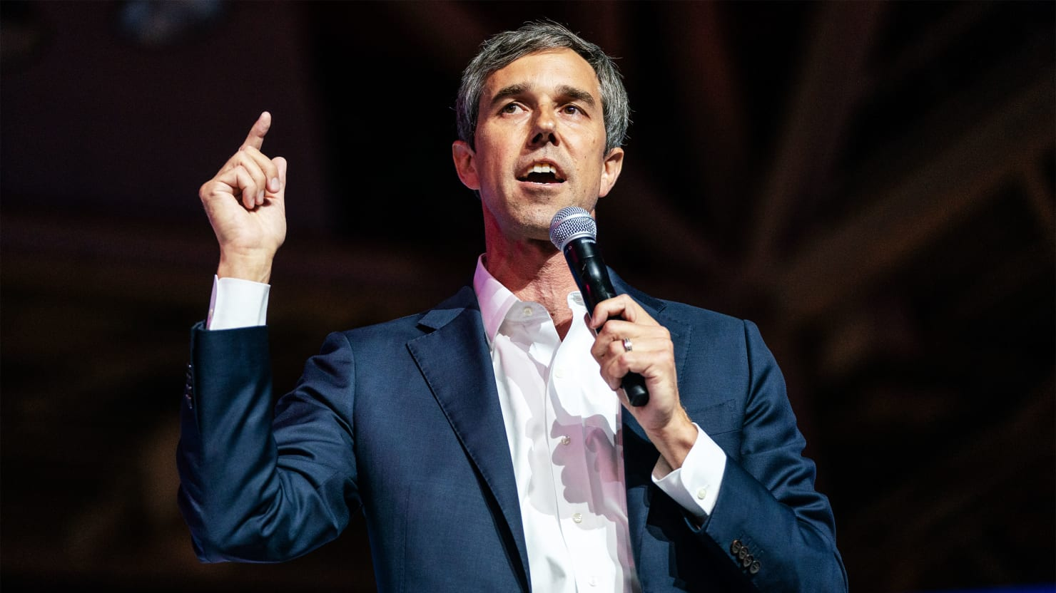 Beto Going Bust: The Once Great Dem Hope Is Among the Many 2020ers Struggling for Cash