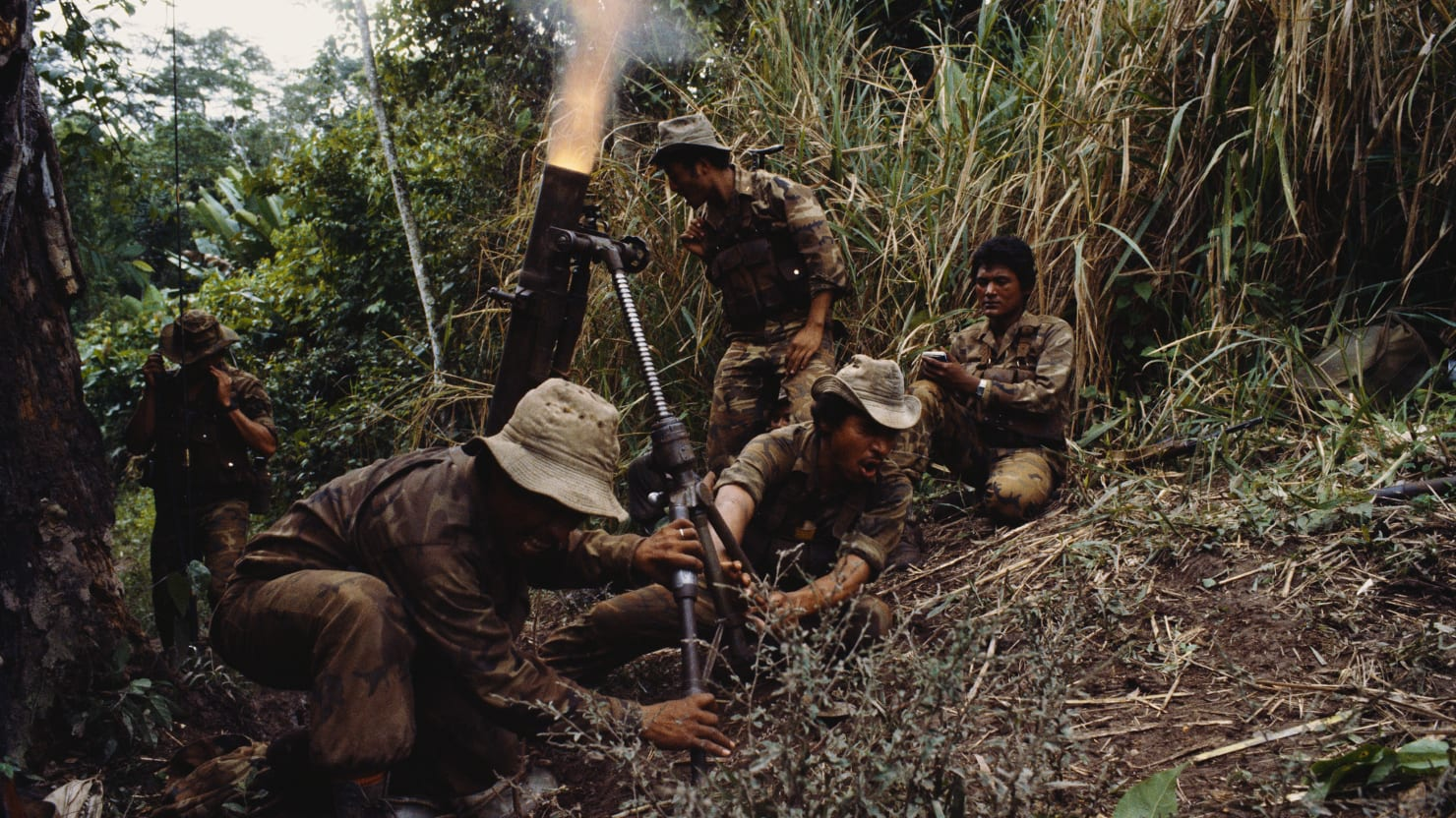 Central America's Wars of the '80s Still Haunt the U.S.