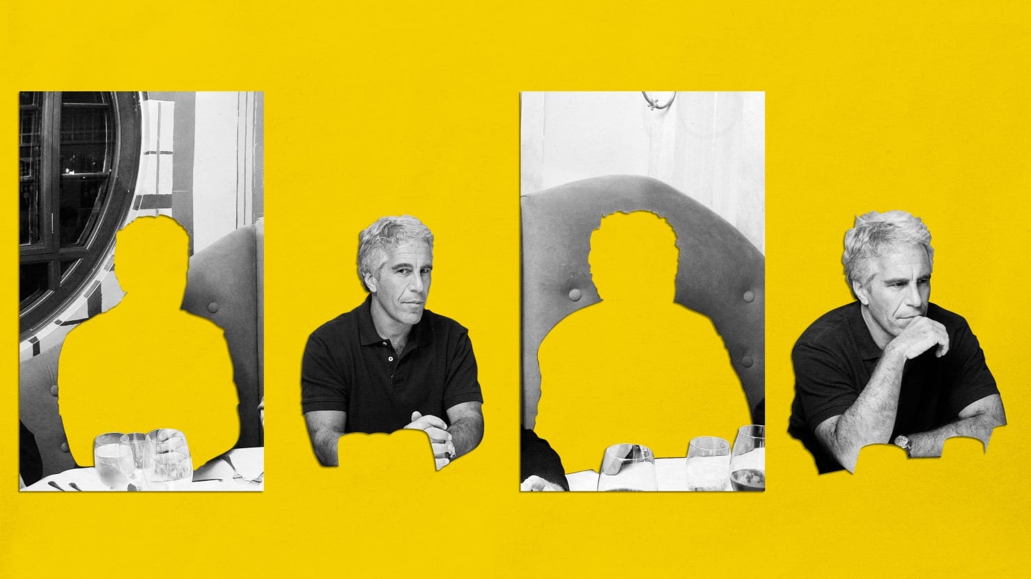 Former IRS Agent: Here's How I'd Investigate Jeffrey Epstein's Finances