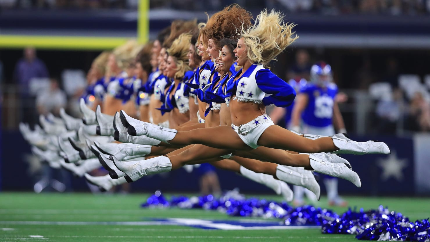 Dallas Auto Show >> 'Dallas Cowboys Cheerleaders: Making the Team': Why America Can't Quit the Dallas Cowboys ...