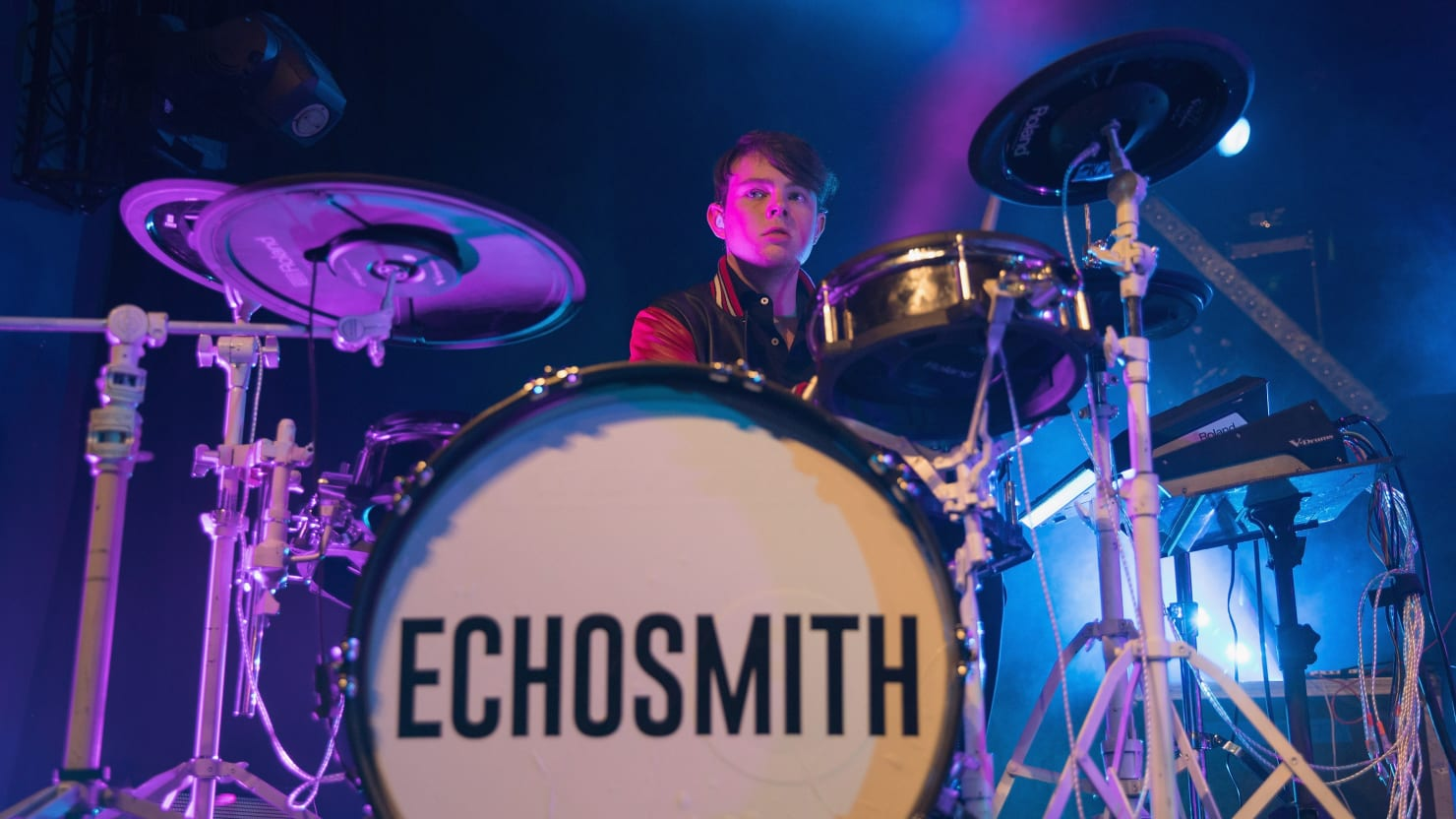 Echosmith Drummer Graham Sierota's Predatory Messages to Travis Barker of Blink-182's 13-Year-Old Daughter