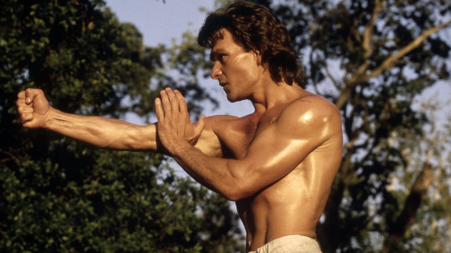 Patrick Swayze Never Wanted to Be a 'Sex Symbol'
