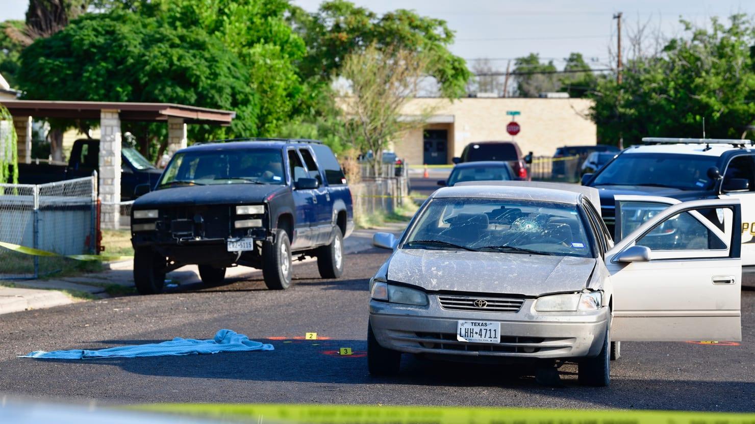 West Texas Shooting Spree Leaves 7 Dead, Scores Injured; Gunman Killed