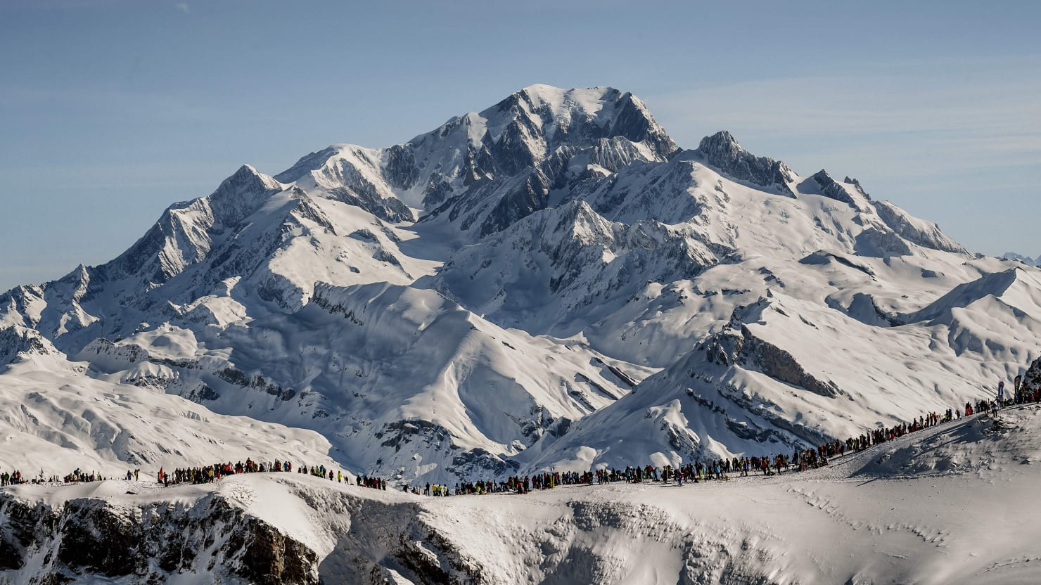 Italy and France Prepare for Imminent Collapse of Mont Blanc Glacier