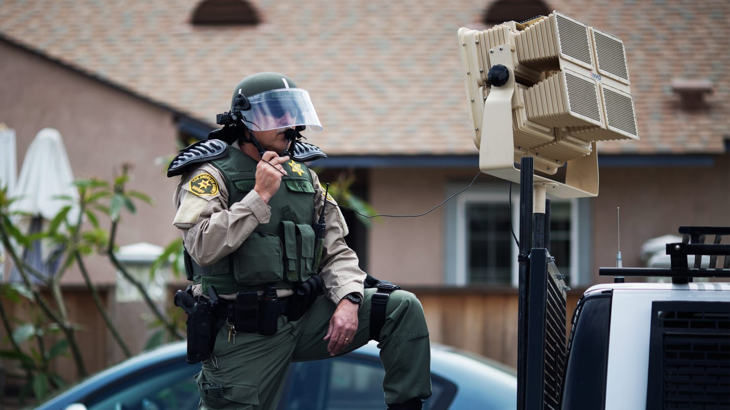 How the LRAD Went From a Pirate Deterrent to a Police Crowd Control Tool