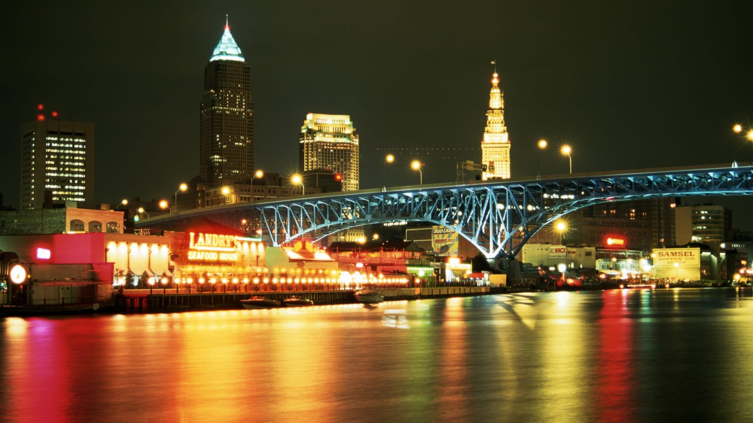 How a River Fire Helped Transform Cleveland